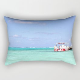 Cayman Cruising  Rectangular Pillow