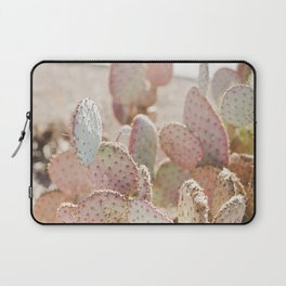 Pretty in Pink Cactus Laptop Sleeve