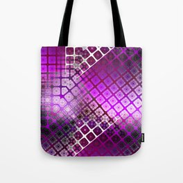 Place 2B Pattern (Berry Much) Tote Bag