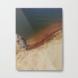 lakeside spectrum Metal Print
