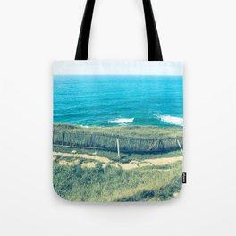Vue sur la mer Tote Bag