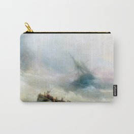Ivan Aivazovsky - Rainbow Carry-All Pouch