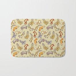 Geckos Bath Mat