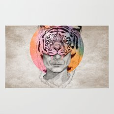 The Tiger Lady Rug