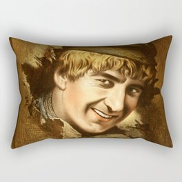 Fritz Emmet Rectangular Pillow