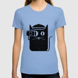 Cat & Camera T-shirt