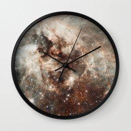 Cloud Galaxy Wall Clock