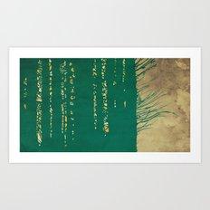 Fennario (Alternative) Art Print