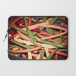Unflatted Balloons Laptop Sleeve