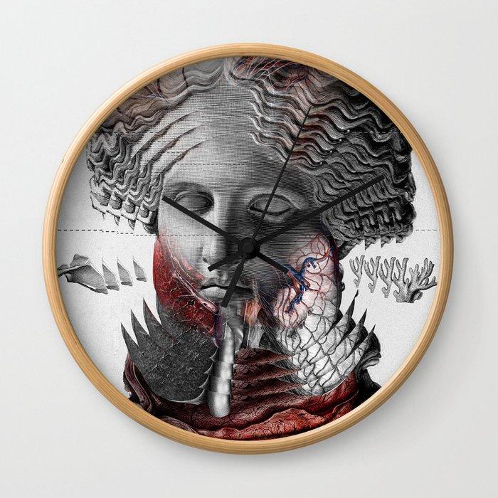 OFFAL II Wall Clock