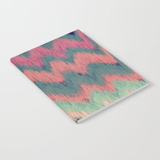 IKAT CHEVRON Notebook