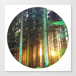Treering Canvas Print