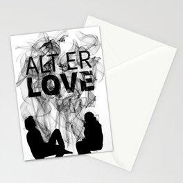 Alt er Love Stationery Cards