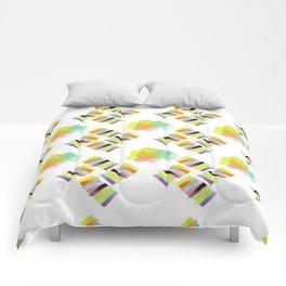 Colorful Socks Comforters