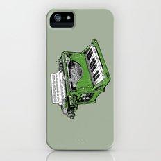 The Composition - G. iPhone SE Slim Case