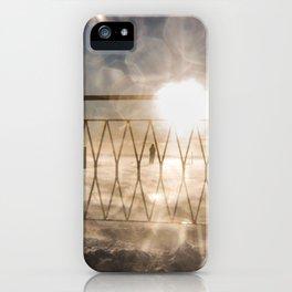Desolation iPhone Case
