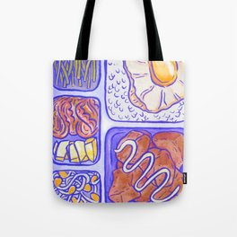 Lunch box Tote Bag