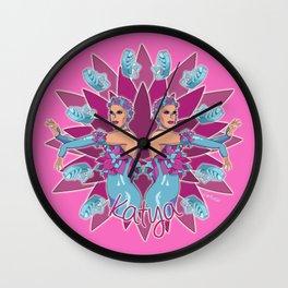 Katya Zamolodchikova - Jelly Fish Wall Clock