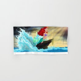 Part of Your World Hand & Bath Towel