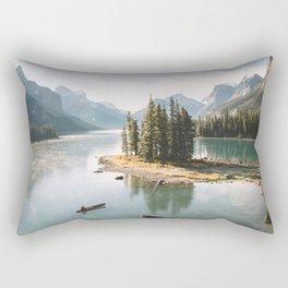 A Canadien Postcard Rectangular Pillow