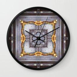 Art Deco Glamour Wall Clock