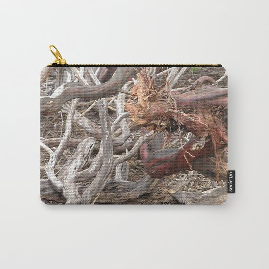TEXTURES - Manzanita Drought Conditions #4 Carry-All Pouch