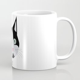 Family Cat Portraits, Lucy Coffee Mug