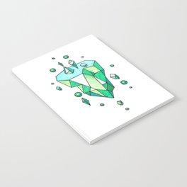 Little Emerald World Notebook