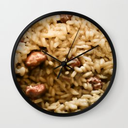 Risotto Monzese Wall Clock