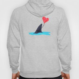 Original Shark Love Design Hoody