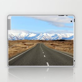 White Cap Journey Laptop & iPad Skin