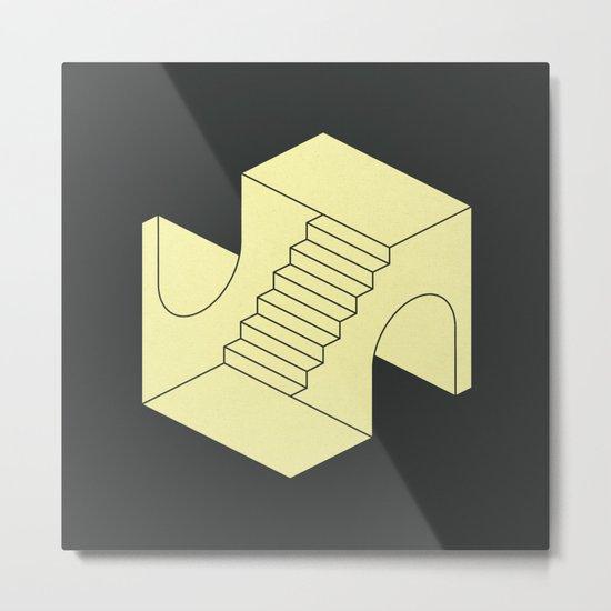 EMERGENCY EXITS (33) Metal Print