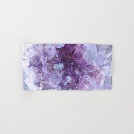 Crystal Gemstone Hand & Bath Towel