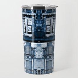 CLASSIC BLUE SICILIAN SOUND Travel Mug