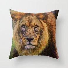 Leo Rex,  Throw Pillow