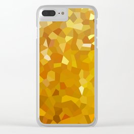 Sogno d'Oro Clear iPhone Case
