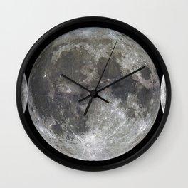 Triple goddess | Moon | Moons | Goddess and God Wall Clock