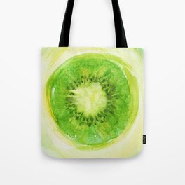 Kiwi Fruit Tote Bag
