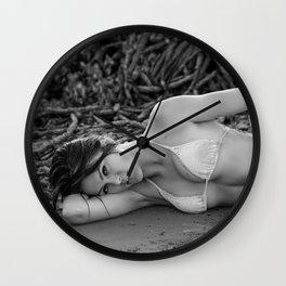 Annalise 8 Wall Clock