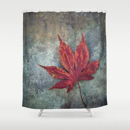 Maple leaf Shower Curtain