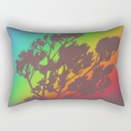Rainbow's End Rectangular Pillow