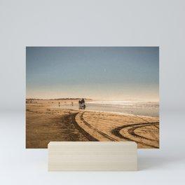 Desert Caravans Mini Art Print