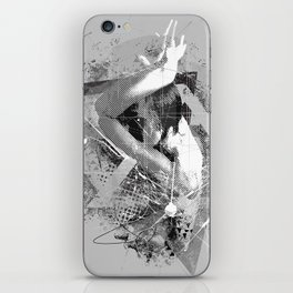 Composure  iPhone Skin