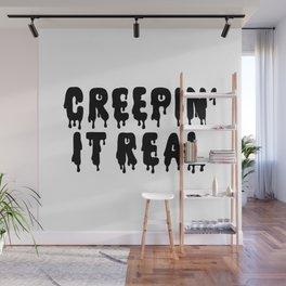 Creepin' It Real Wall Mural