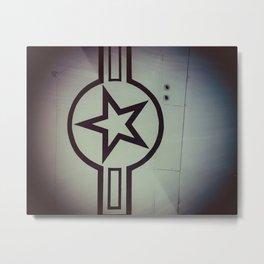 Air Force Insignia Metal Print