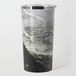 Of sea and foam Travel Mug