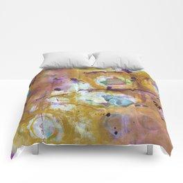 Mustard Comforters