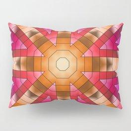 Sunset in the Painted Desert Pillow Sham