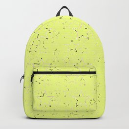 Yellow Gradient Stars Backpack
