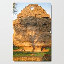 Albero sulle rovine Cutting Board